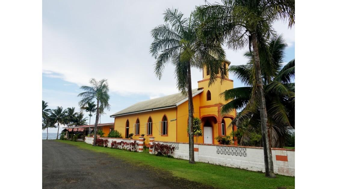 Tahiti Iti Temple Ziona de Afaahiti 1