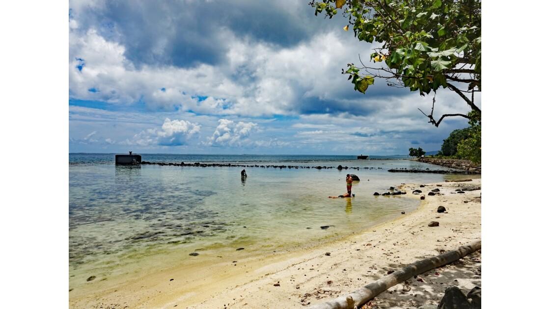 Tahiti Iti Vairo Plage de Maui 2