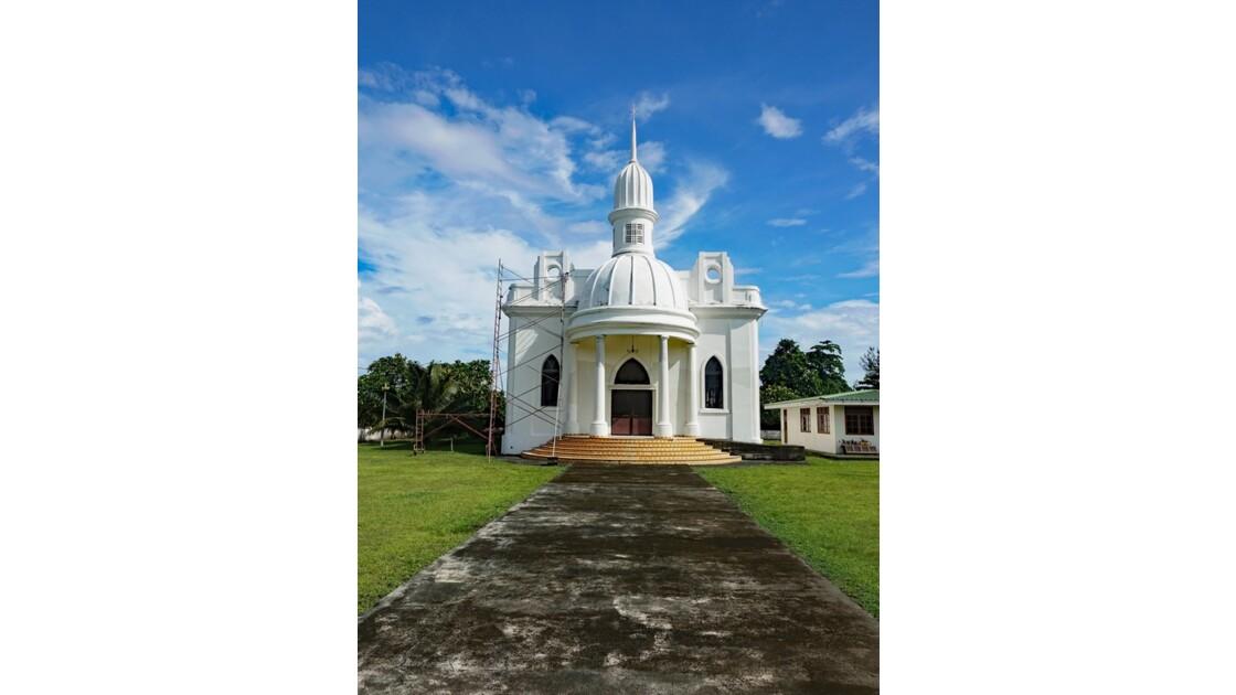 Tahiti Nui Temple protestant de Mataiea 1