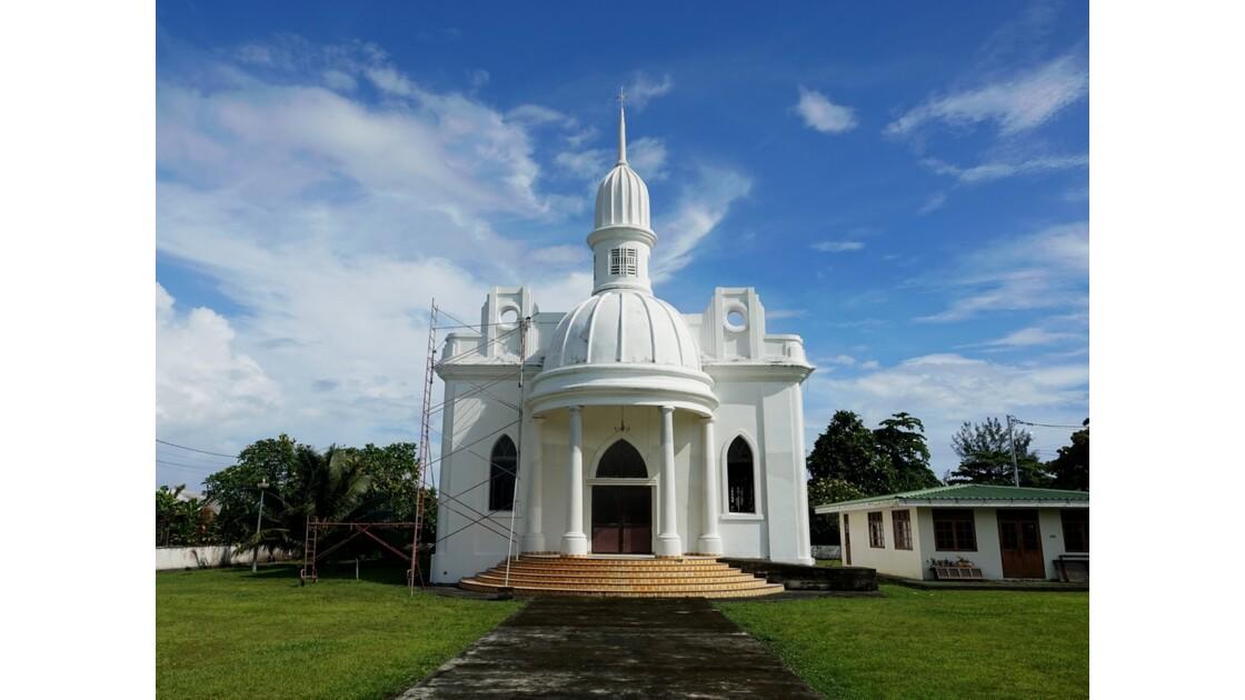 Tahiti Nui Temple protestant de Mataiea 2