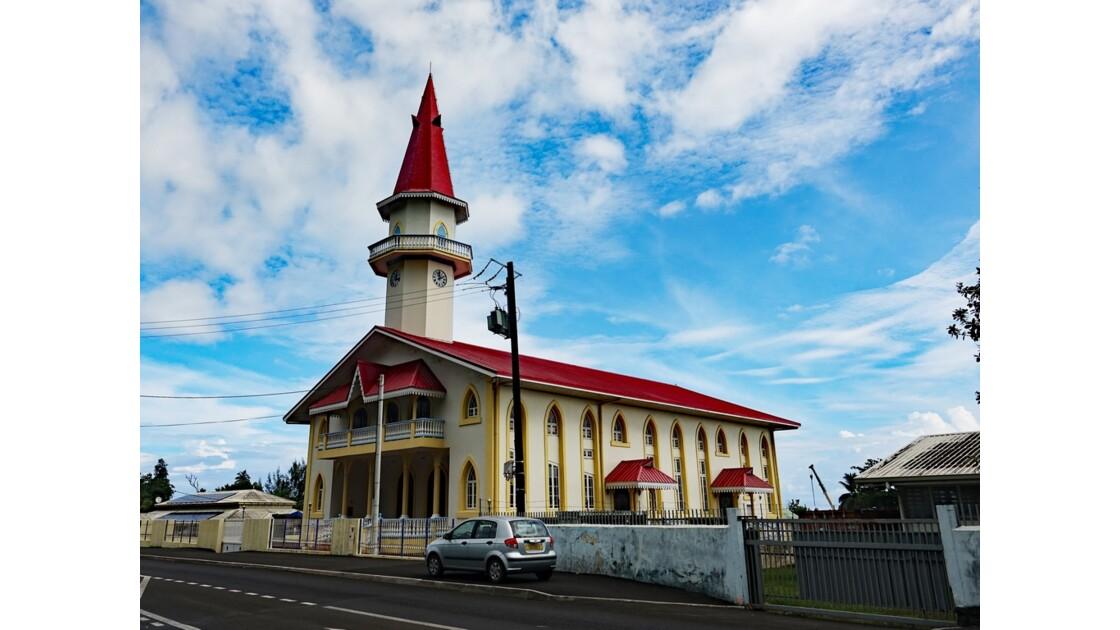 Tahiti Nui Temple protestant de Papara 2
