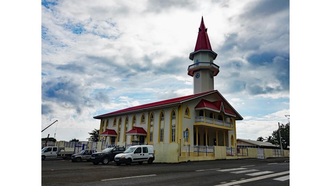 Tahiti Nui Temple protestant de Papara 1