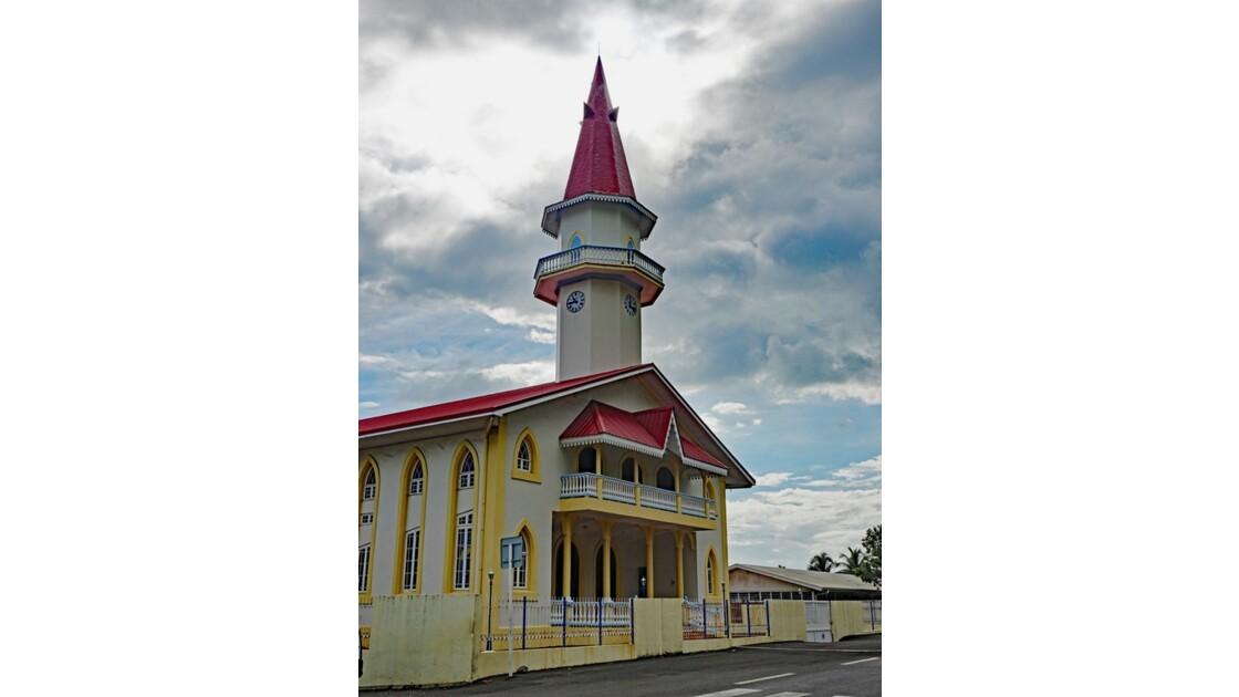 Tahiti Nui Temple protestant de Papara 3