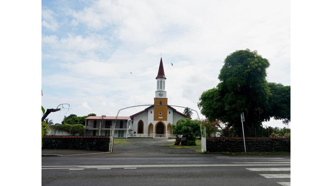 Tahiti Nui Eglise Saint-Michel de Papara 4