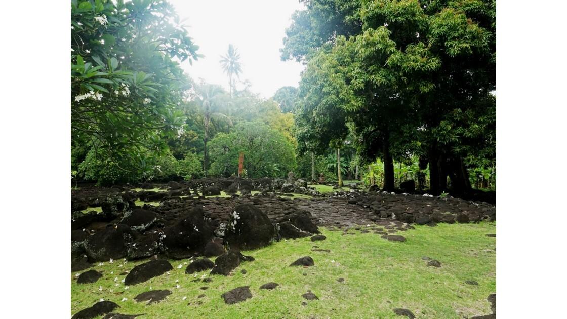 Tahiti Nui Papara Marae Arahurahu 6