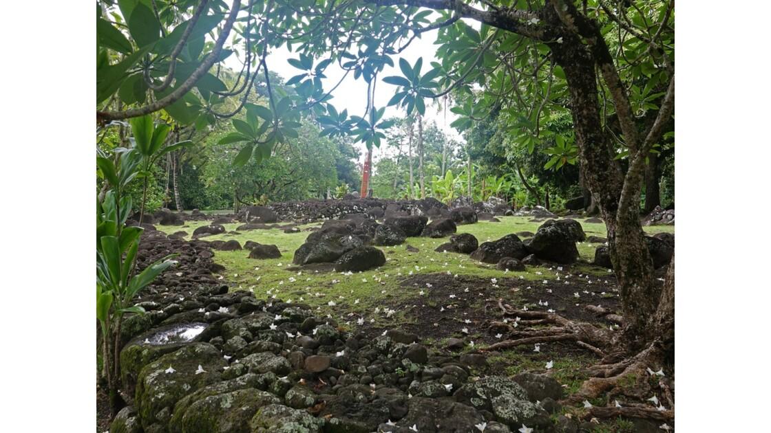 Tahiti Nui Papara Marae Arahurahu 2