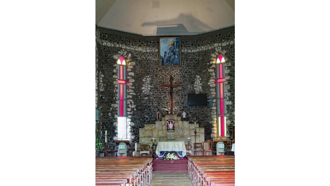 Tahiti Nui Eglise Saint-François-Xavier de Paea 4