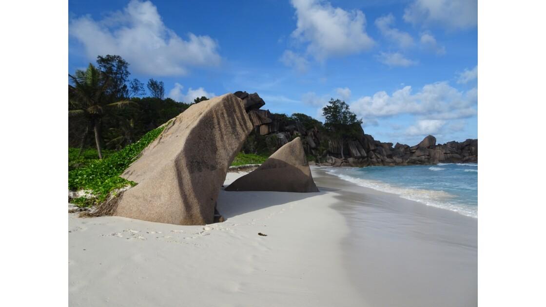 Chaos sur le sable