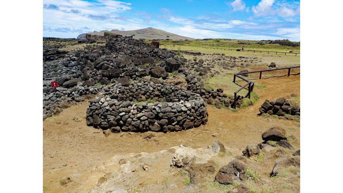 Île de Pâques Te Pito Kura La pierre magique 1