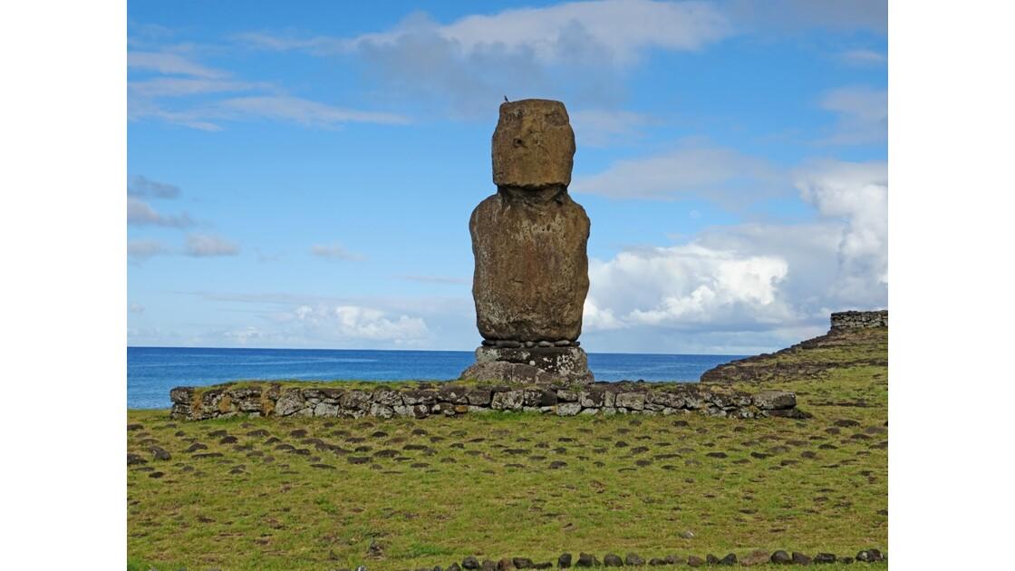 Île Pâques Ahu Tahai 1