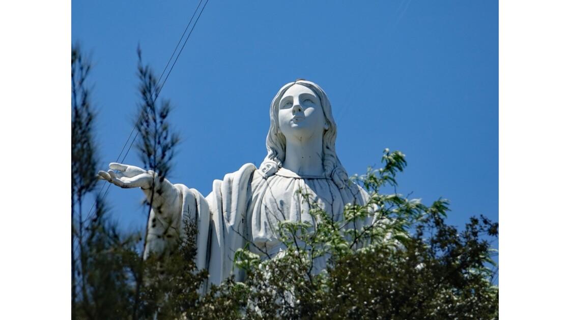 Chili Santiago Cerro San Cristobal Santuario de la Inmaculada Concepciôn 2