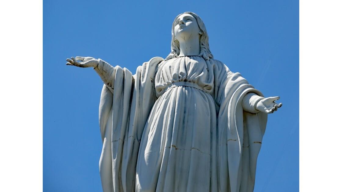 Chili Santiago Cerro San Cristobal Santuario de la Inmaculada Concepciôn 3