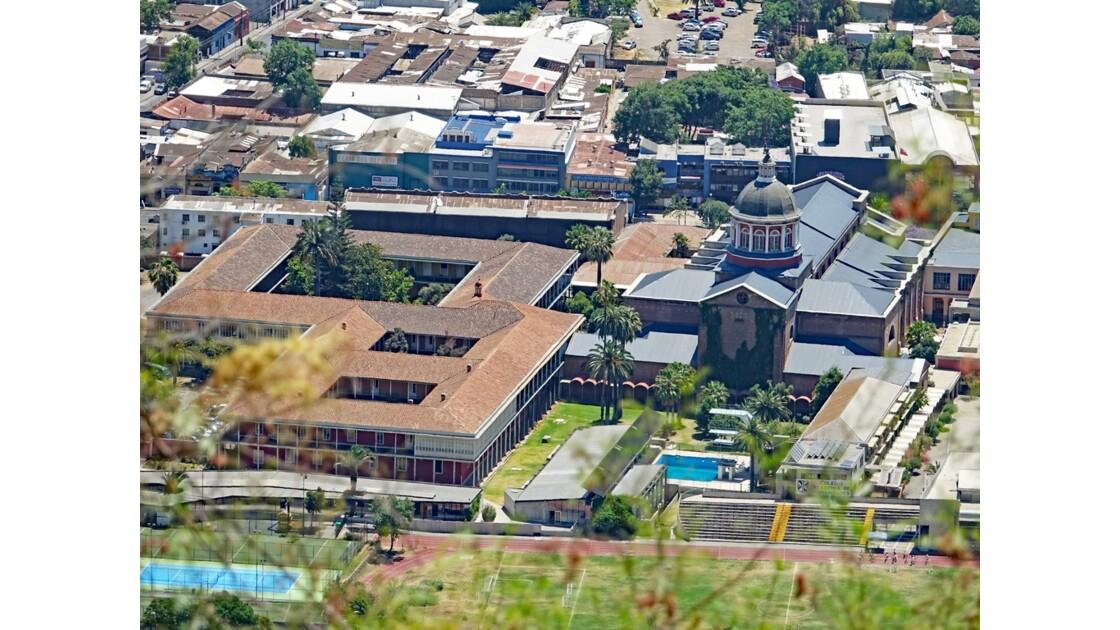 Chili Santiago Iglesia de la Recolea Dominica
