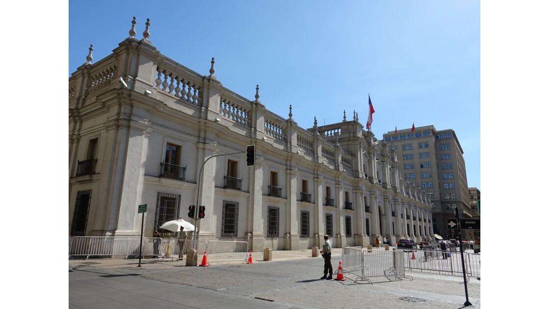 Chili Santiago Le Palais de la Monada