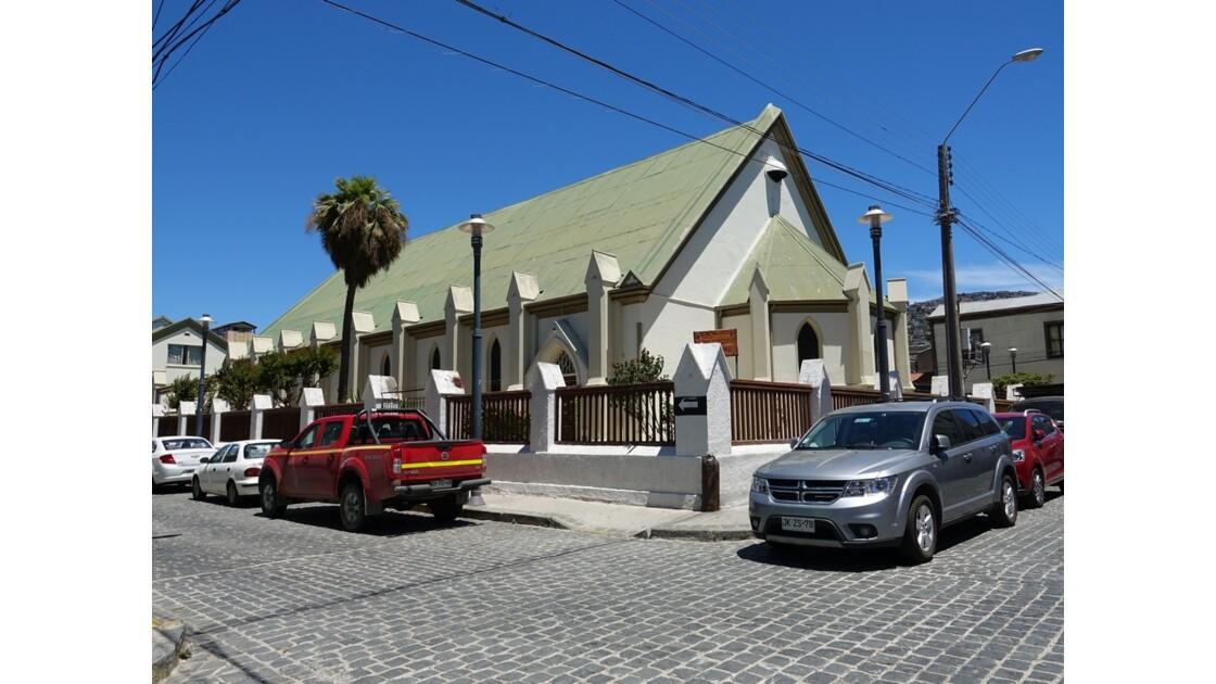 Chili Valapraiso Iglesia Anglicana Saint Paul – Cerro Concepcion