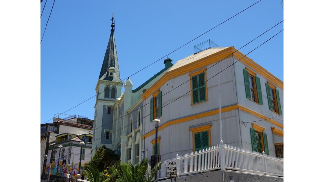 Chili Valparaiso Cerro Conception 4
