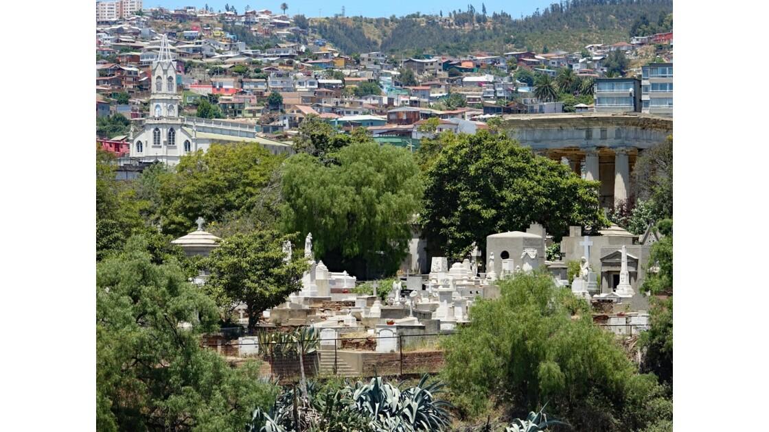 Chili Valparaiso Iglesia de las Carmelitas – Cerro Bellavista