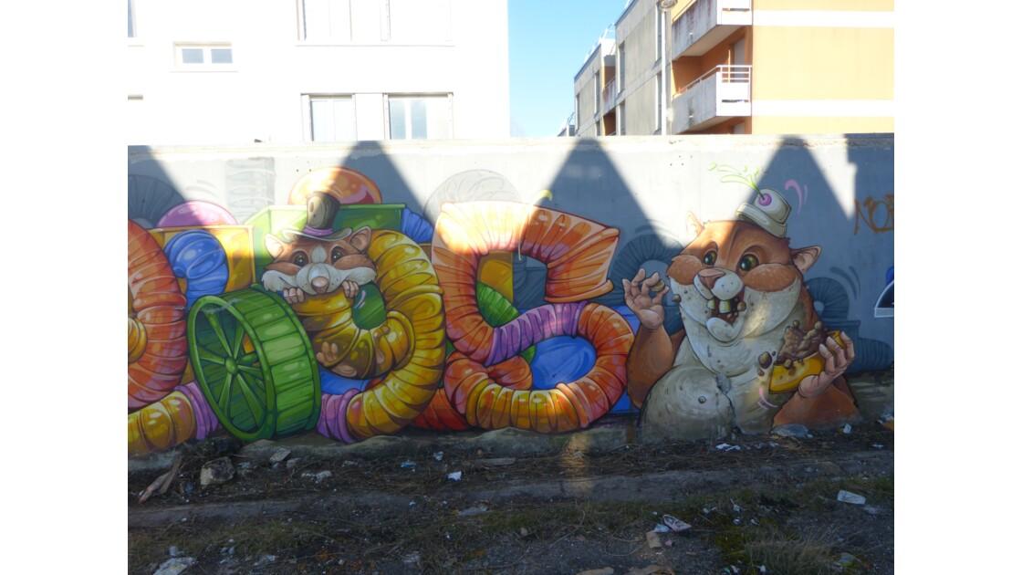 Fresques murales Nancy