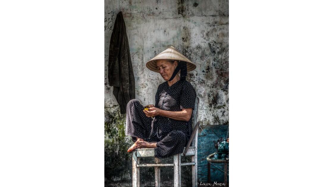 Portrait du Vietnam