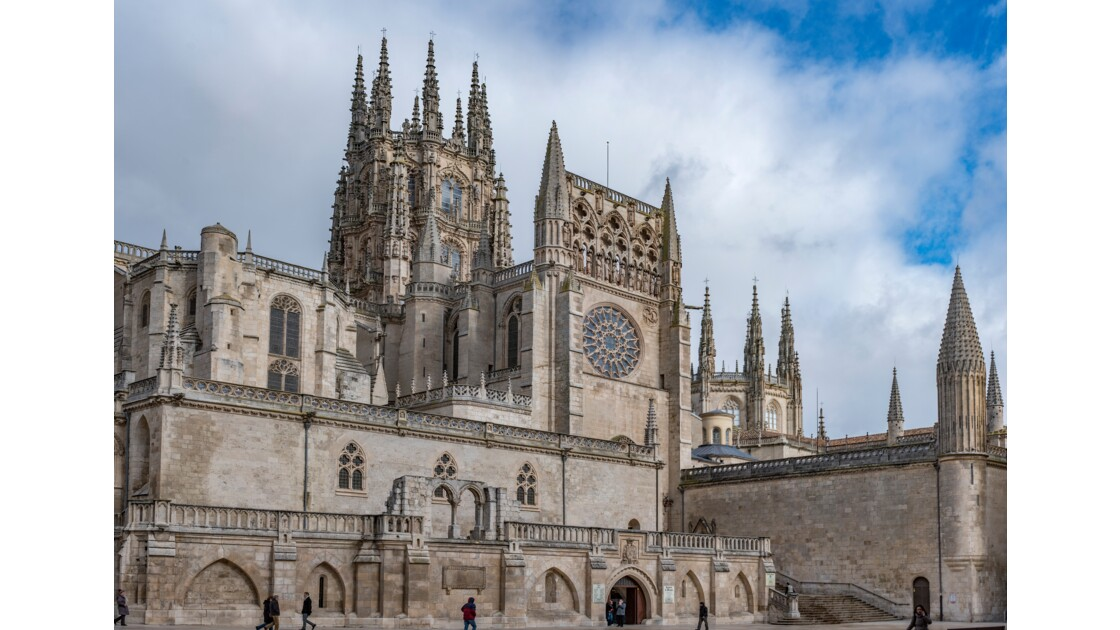 Burgos Cathédrale Sainte Marie