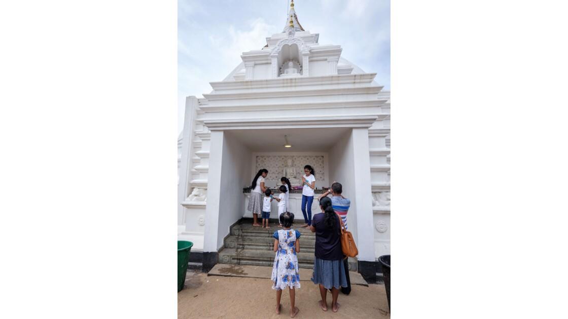 Temple de Kelaniya Raja Maha Vihara