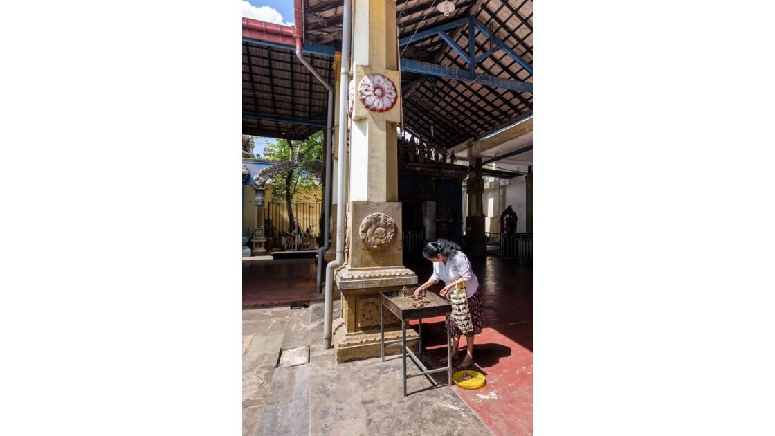 Le Temple Sri Munneswaram Devasthanam