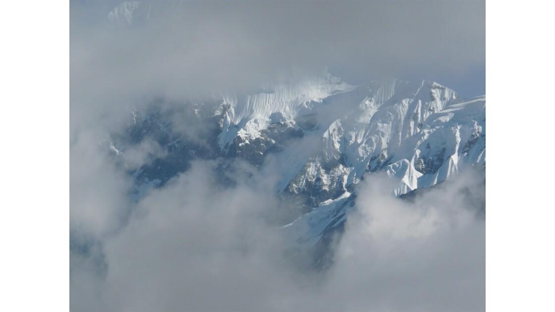 Un matin dans les montagnes au Sikkim