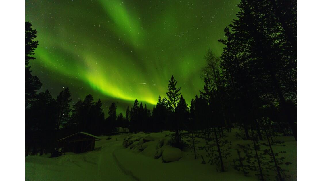 Festival d'autores boréales en Laponie.
