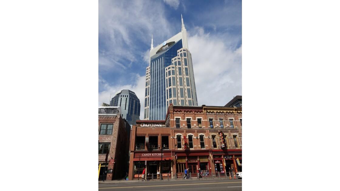 Nashville Batman Building 6