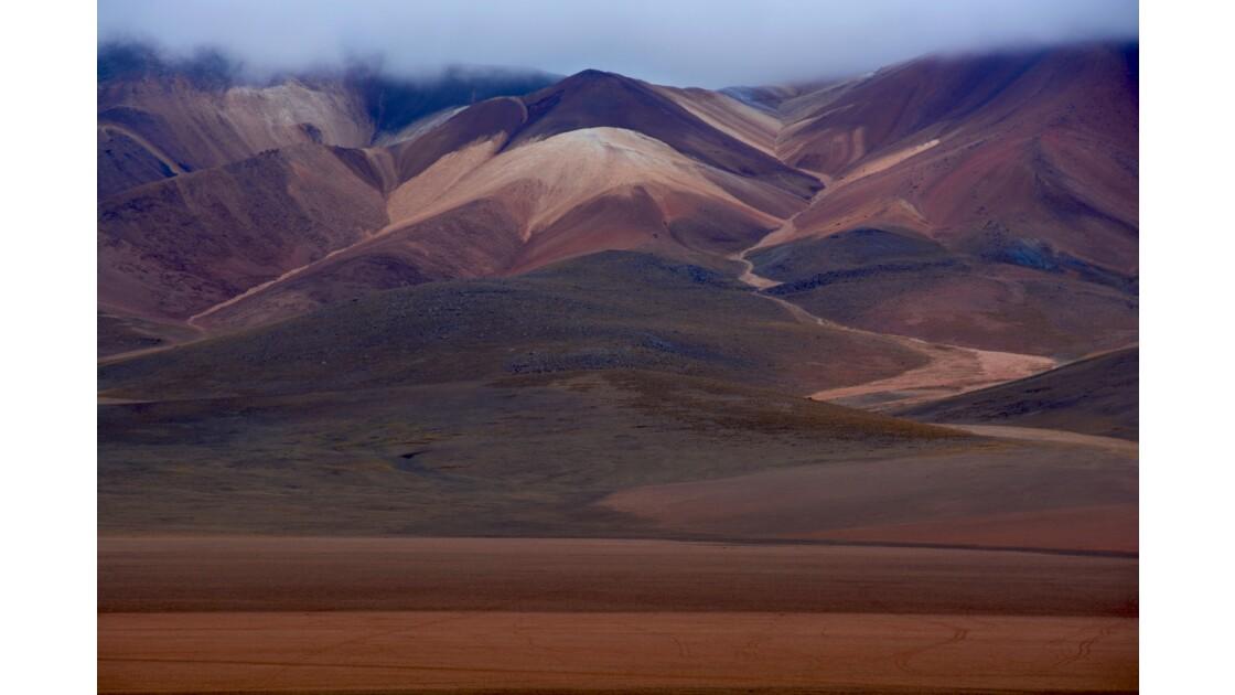 Désert de Siloli Bolivie