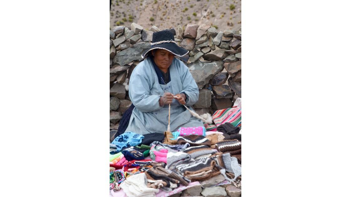 portrait Bolivie