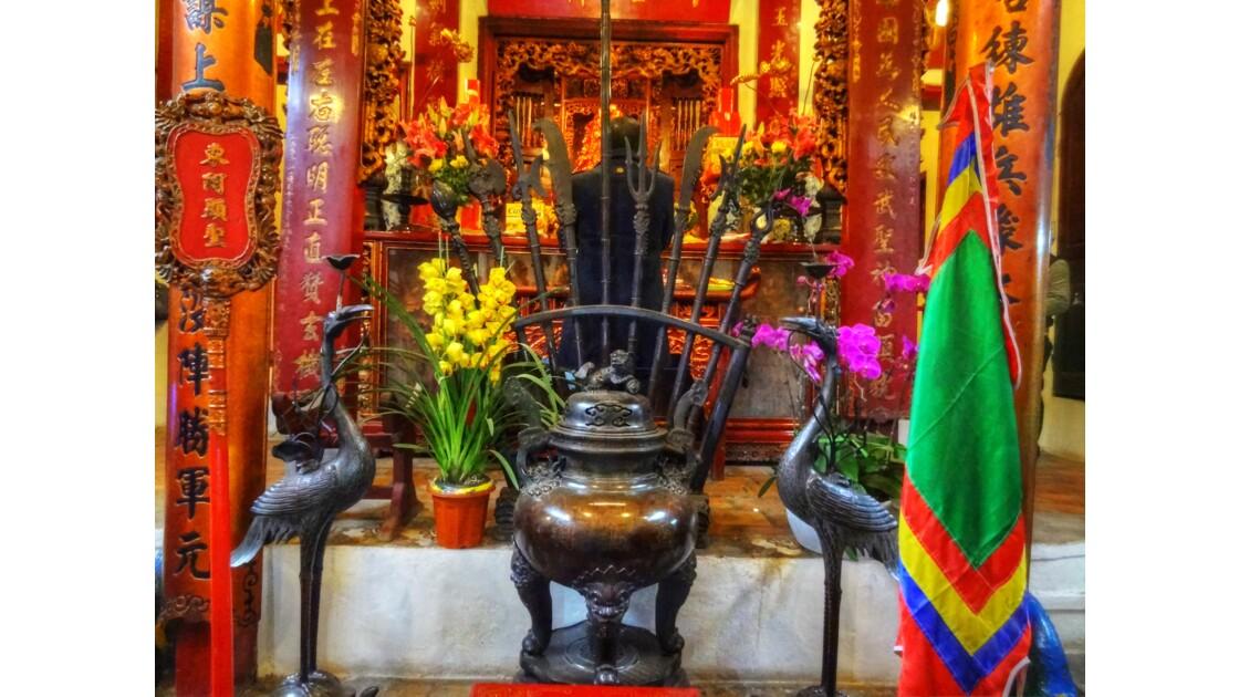 HANOI Temple NGOC SON