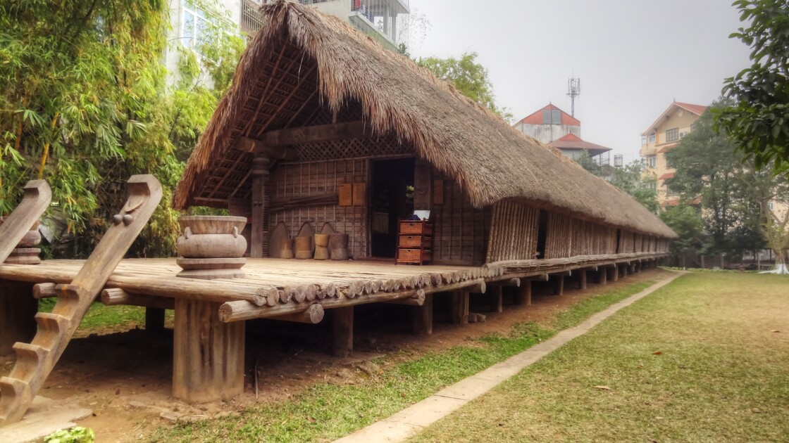 HANOI Musée d'ethnographie