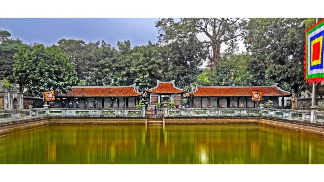 HANOI Temple de la Littérature