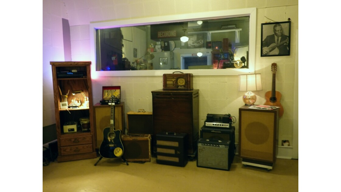 Memphis Sun Studio 6