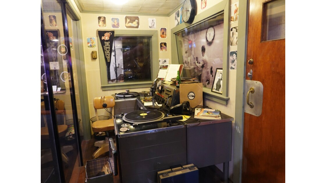 Memphis Sun Studio 7