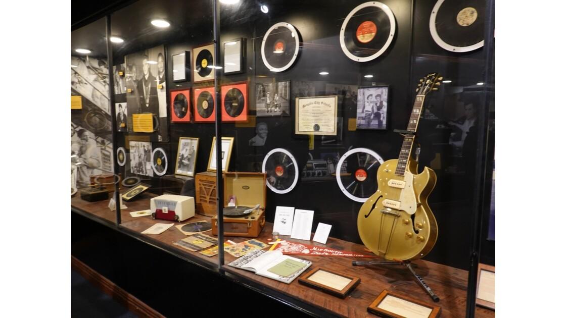 Memphis Sun Studio Musée 2