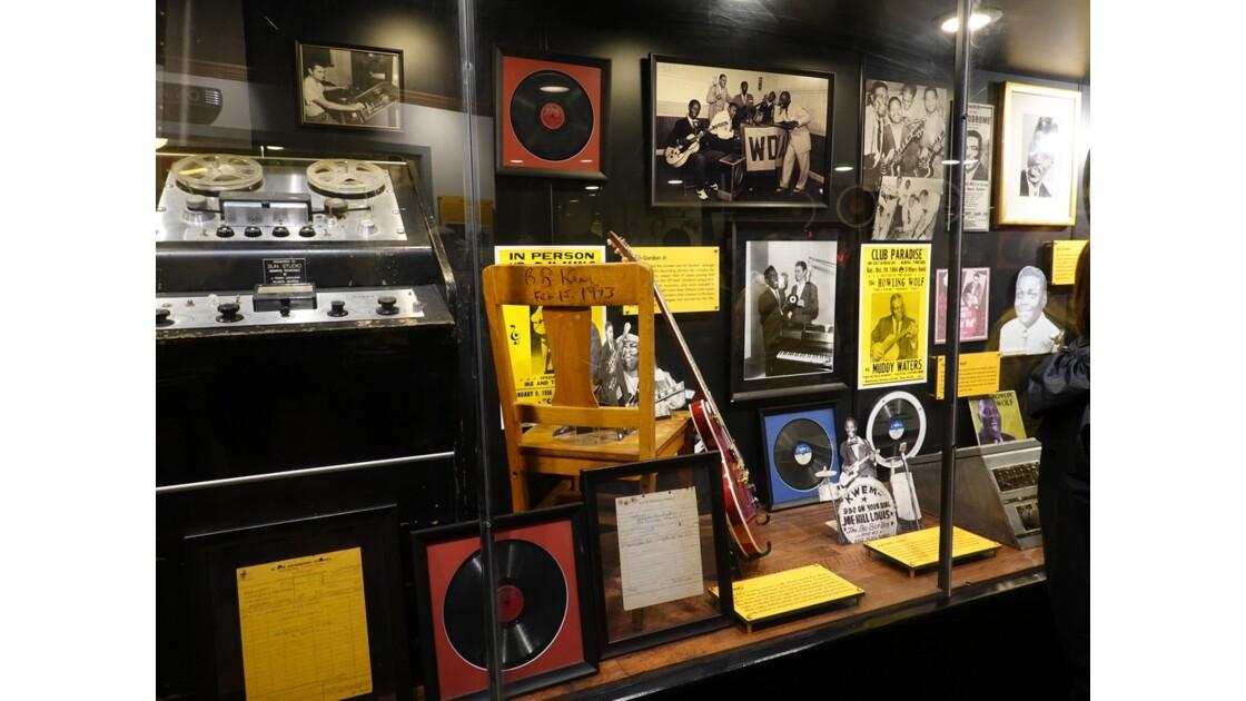 Memphis Sun Studio Musée 31