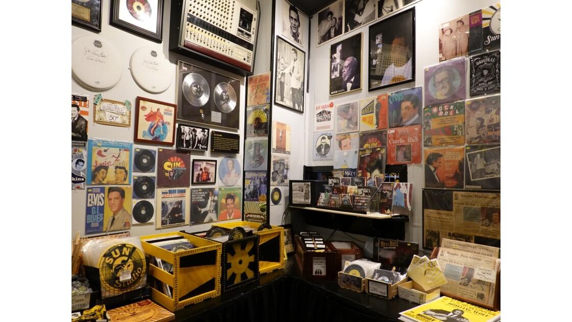 Memphis Sun Studio L'expo 2