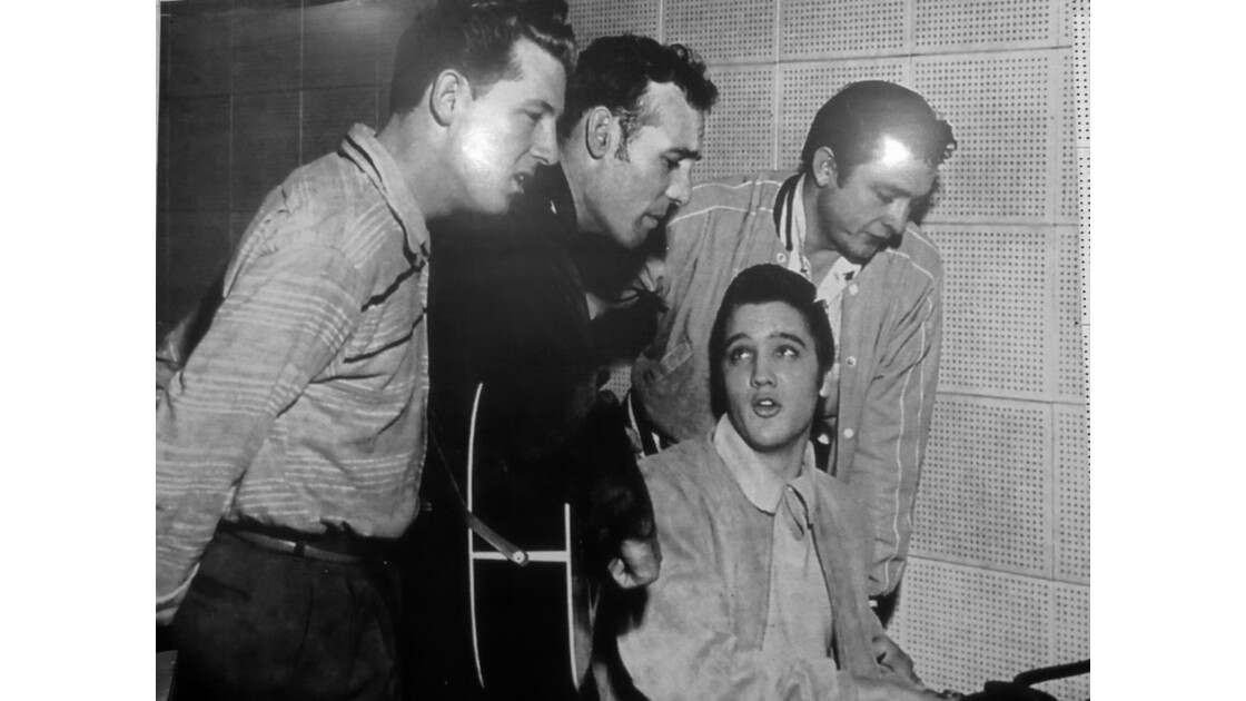 Memphis Sun Studio Million Dollar Quartet