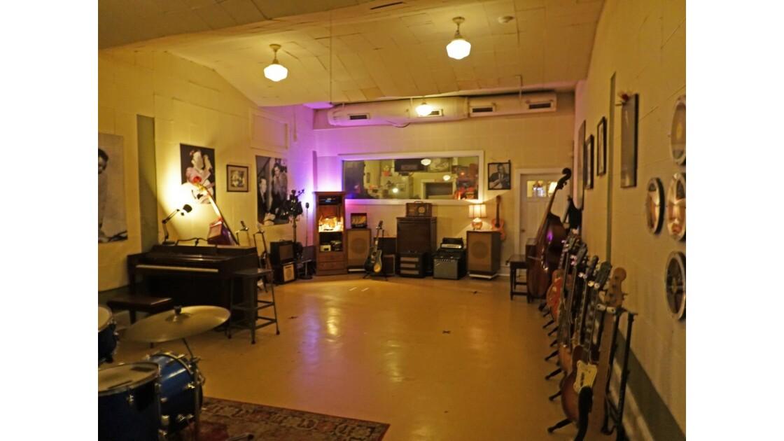 Memphis Sun Studio 1