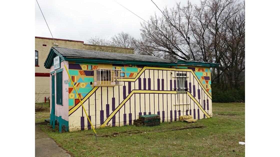 Memphis Autour du Stax Museum 1