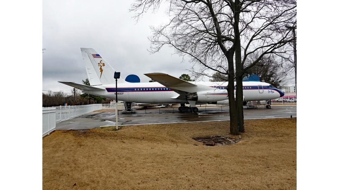 Memphis Graceland Les avions du King 2
