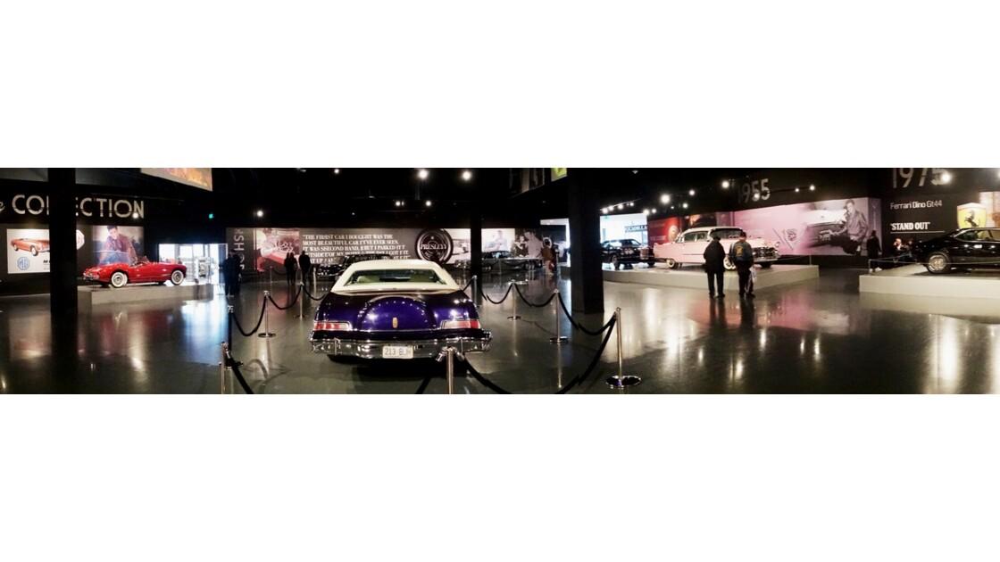 Memphis Graceland Les voitures du King 4