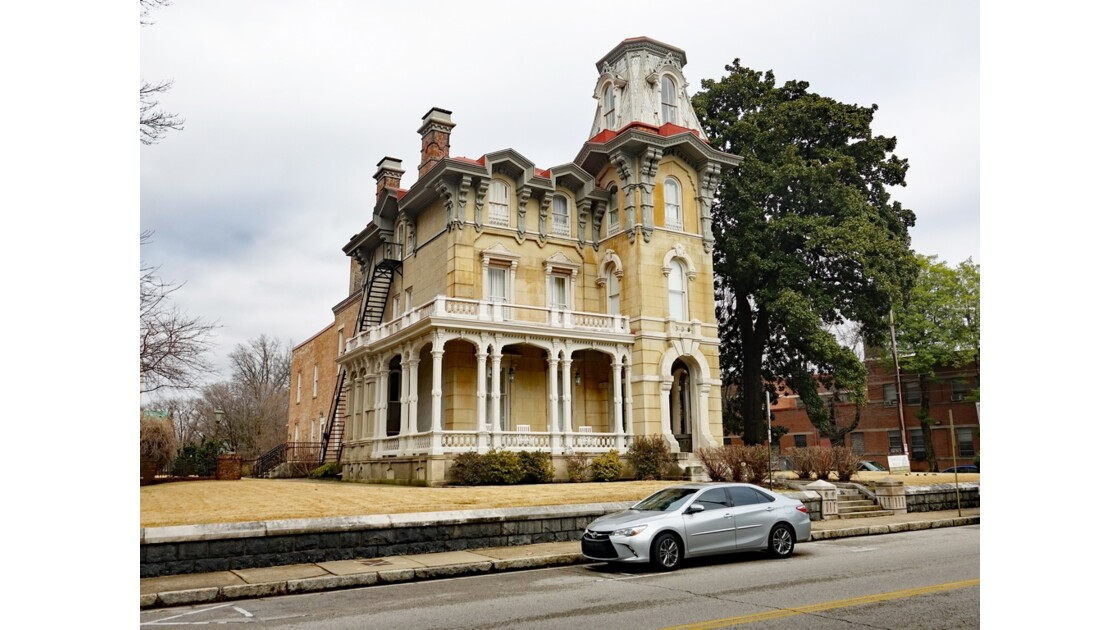 MemphisVictorian Village James Lee House 2