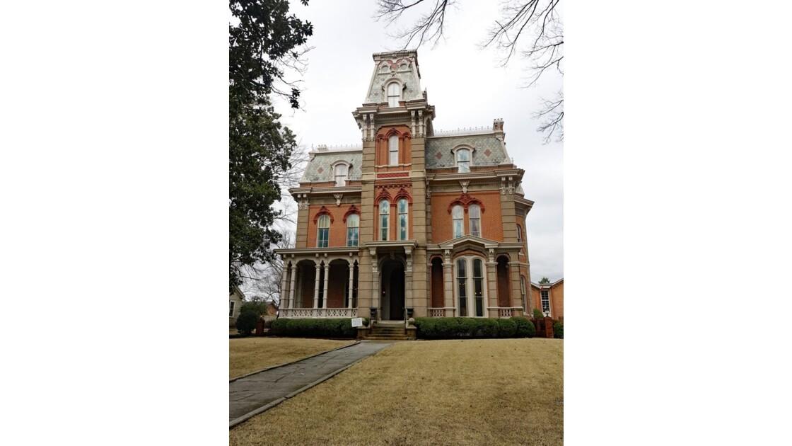 MemphisVictorian Village Woodruff-Fontaine House 2