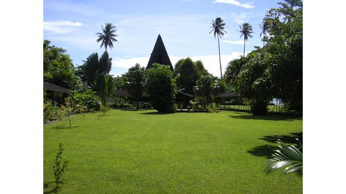 Musée Gauguin à Tahiti