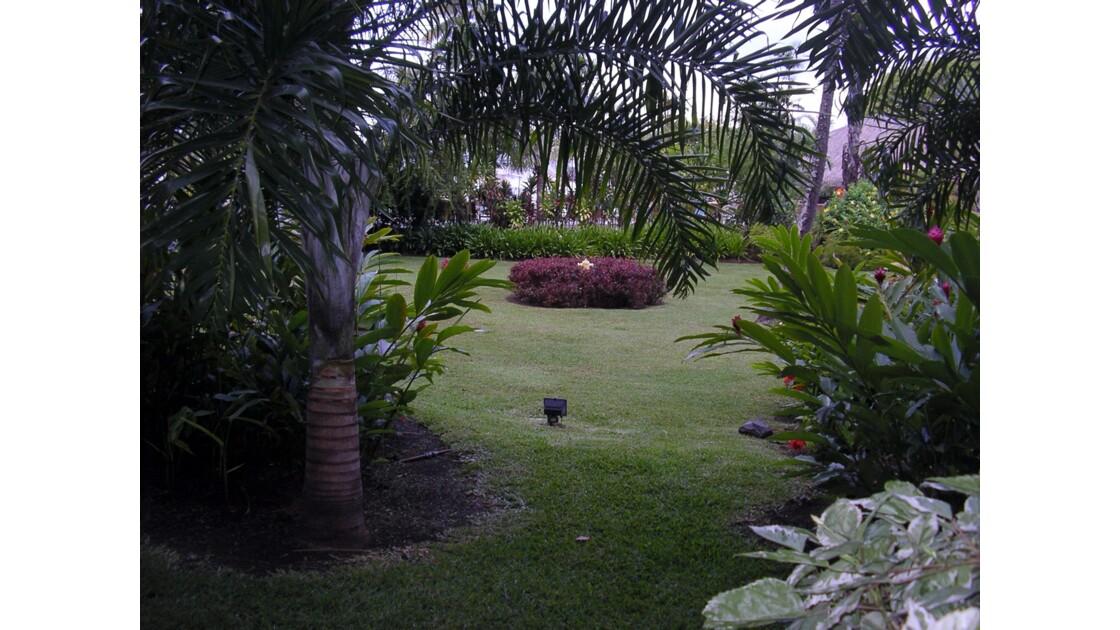 Jardins d'hôtels
