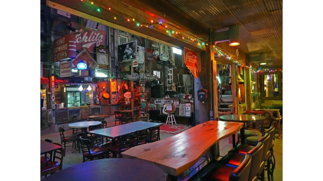 Clarksdale Shack Up Inn Le Bar-Salle de Concert 3