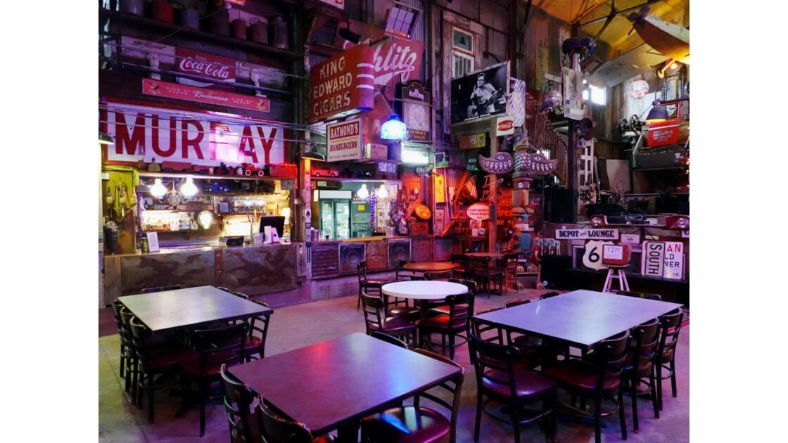Clarksdale Shack Up Inn Le Bar-Salle de Concert 4